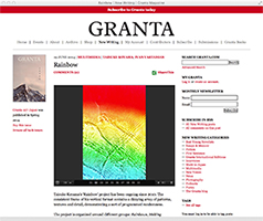 GrantaWeb